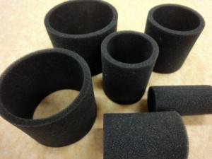 軟質ウレタン60mm厚黒